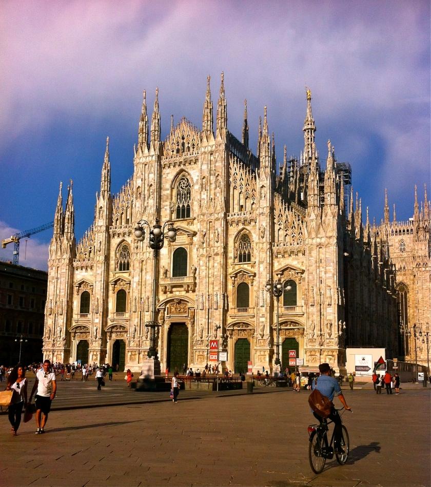 The Duomo (Milan)