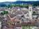 Schaffhausen, Switzerland. Endless rooftops.