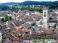Schaffhausen, Switzerland. Endless rooftops.