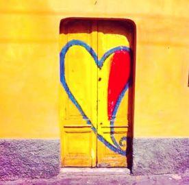 Door Art, Naviglio Grande