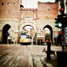 Piazza San Lorenzo, Milano