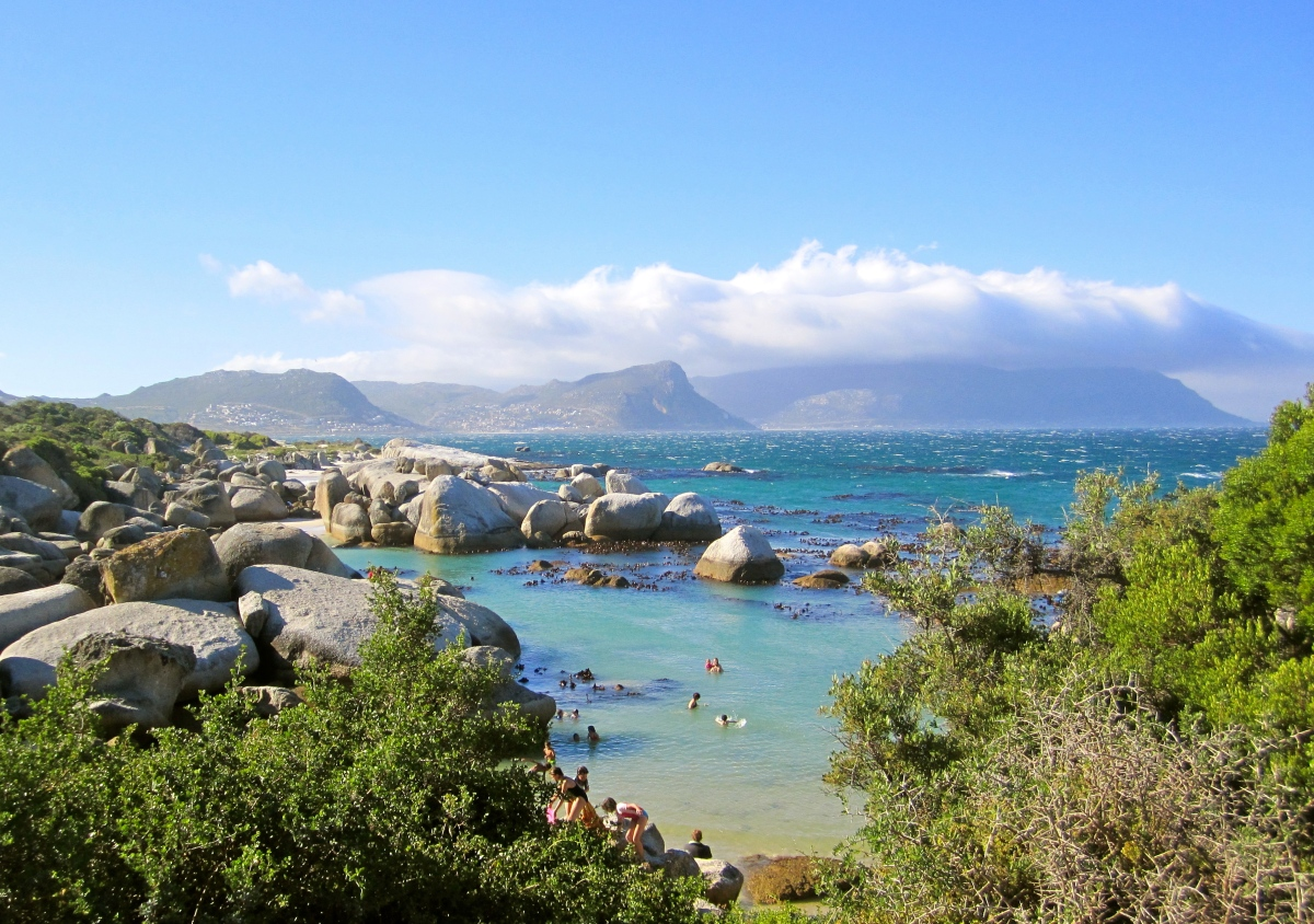 Cape Town Coast, South Africa